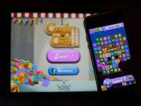 Producatorul jocului Candy Crush a obtinut venituri record in trimestrul I