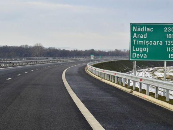 Ministrul Transporturilor: In perioada 2014-2020 este prevazuta construirea a 600 km de autostrada si 2.500 km de drumuri expres