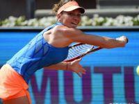 Simona Halep a fost invinsa de Maria Sarapova in finala turneului de la Madrid