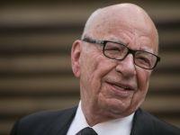 Magnatul Rupert Murdoch vrea sa creeze un gigant pe piata televiziunii cu plata in Europa, printr-o tranzactie de 10 mld. euro