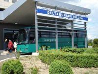 Compania aeriana detinuta de Ovidiu Tender a lansat zborurile spre Delta Dunarii, cu plecare din Bucuresti, Frankfurt si Bergamo. Preturile pornesc de la 30 euro