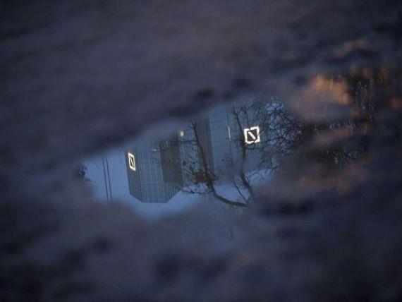 Deutsche Bank plateste o amenda record de 2,5 mld. dolari, pentru inchiderea investigatiilor legate de manipularea LIBOR