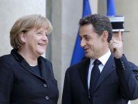 Fostul presedinte Nicolas Sarkozy propune desfiintarea spatiului Schengen si crearea unei zone economice franco-germane
