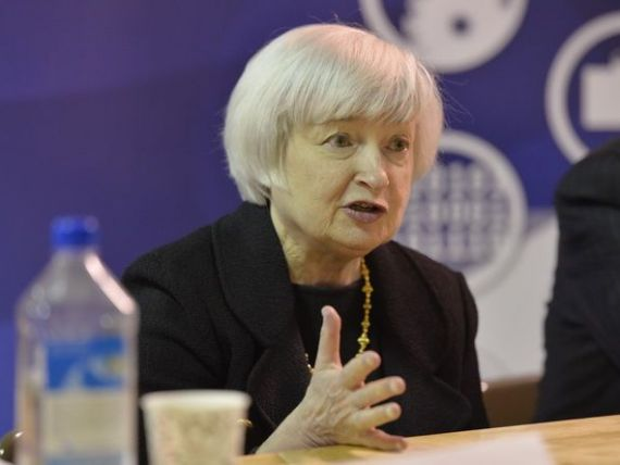 Banca centrala a SUA va creste mai curand dobanzile, daca piata muncii va depasi asteptarile
