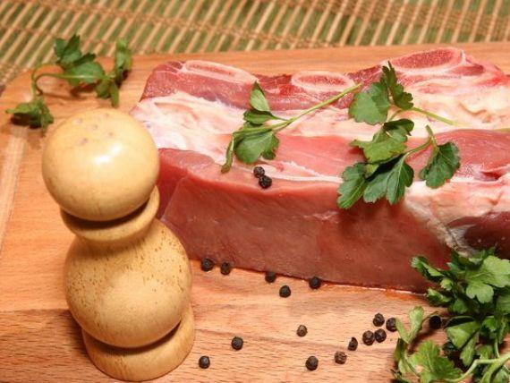 Patronatele cer FMI sa accepte reducerea TVA la carne de la 24% la 5%. Evaziunea fiscala din domeniu, estimata la aproape jumatate mld. euro