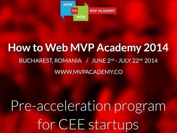 How to Web MVP Academy prezinta echipele admise in programul de pre-accelerare