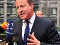 Der Spiegel: David Cameron ameninta cu iesirea Marii Britanii din UE, daca Juncker devine presedinte al CE