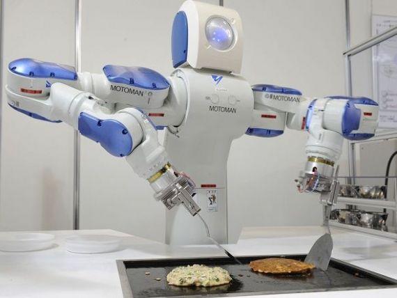 China inlocuieste muncitorii cu roboti. Beijingul a devenit cel mai mare cumparator de roboti industriali din lume. Crestere cu 60% fata de 2012