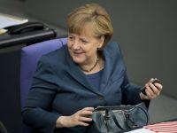 Germania ancheteaza interceptarea telefonului cancelarului Merkel de catre NSA