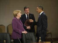 "Tensiunile de la varful UE ating cote maxime, pe fondul amenintarilor Londrei cu exit-ul. Juncker: ""Nu ma vor forta sa ma pun in genunchi in fata britanicilor"". Obama intervine"
