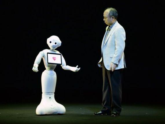 Japonezii incep sa vanda roboti care pot fi utilizati ca bone, infirmieri sau insotitori pentru petreceri. Cat costa  jucaria  buna la toate