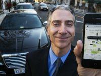 Americanii vor sa aduca in Romania controversata aplicatie de taximetrie Uber. Legea de la noi o interzice insa