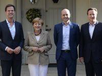 Merkel incearca sa convinga Europa sa-l accepte pe Juncker la sefia CE. De ce nu vor marile puteri ca fostul premier luxemburghez sa conduca Executivul comunitar