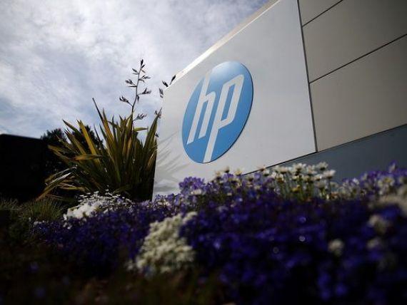 HP a anuntat cresterea veniturilor pentru prima data in ultimii trei ani