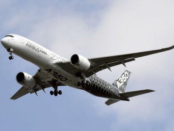 Airbus sufera cea mai mare pierdere a unei comenzi din istoria sa: 16 mld. dolari, dupa ce Emirates a renuntat sa mai cumpere 70 de aeronave