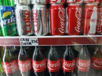 Coca Cola verde. Compania lanseaza in Marea Britanie o bautura racoritoare cu putine calorii, pentru combaterea obezitatii