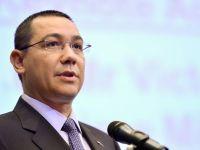 Ponta: Voi candida la Presedintie, voi cere membrilor PSD sprijinul
