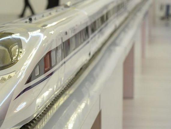 Bulgaria lucreaza la trenul de mare viteza Bucuresti-Varna, pe litoralul Marii Negre