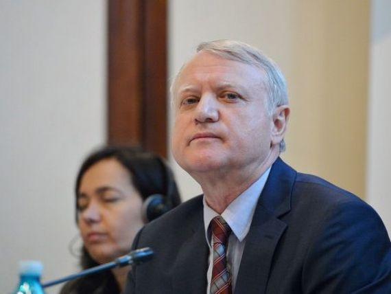 Marian Sarbu a demisionat din functia de prim-vicepresedinte al ASF