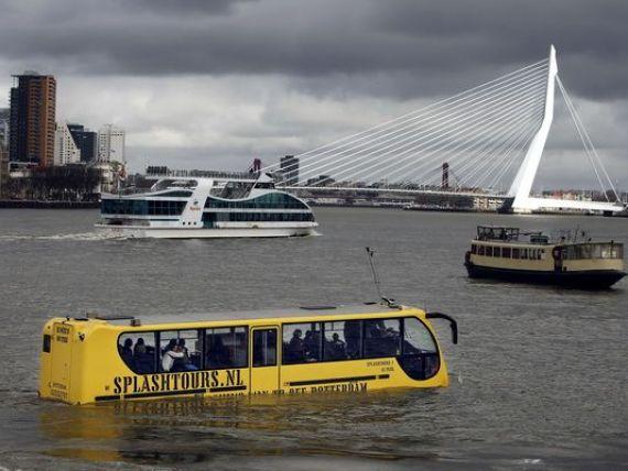 Tara care deschide portile masinilor fara sofer in Europa. Olanda vrea sa foloseasca, pentru inceput, camioanele autonome in portul din Rotterdam