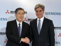 Siemens si Mitsubishi ofera 7 miliarde euro pentru preluarea activelor din energie ale Alstom
