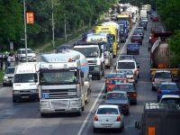 Transportatorii pot cere, din iulie, restituirea unei parti din acciza suplimentara pe carburanti. In ce conditii primesc 4 eurocenti inapoi