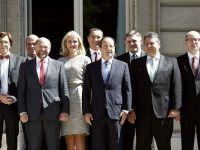 Mini-summit UE la Paris. Italia cere flexibilitate in ceea ce priveste deficitul si datoria publica a tarilor membre. Rompuy: Solicitarea este inacceptabila