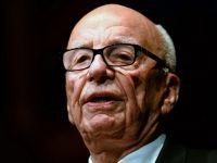 Murdoch creeaza un gigant pe piata pay TV europeana, printr-o tranzactie de 4,9 mld. lire sterline ce poate ajunge de fapt pana la aproape 9 mld. euro
