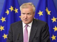 Olli Rehn demisioneaza din postul de comisar pentru Afaceri Economice, dupa ce a castigat un mandat de europarlamentar