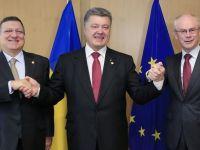 "UE a semnat Acordul de Asociere cu Moldova, Ucraina si Georgia. Rusia reactioneaza dur: ""Consecintele vor fi grave"". Zboruri Chisinau-Moscova, anulate fara explicatii"