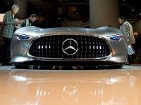 Mercedes-Benz a vandut 1,41 milioane automobile in 2014. Cererea de Smart s-a prabusit