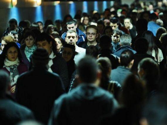Populatia Romaniei a scazut, pentru prima data dupa 1968, sub 20 de milioane de locuitori. Cati vom mai fi in 2060