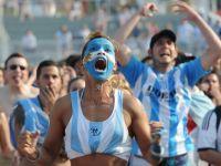 Campionatul Mondial stabileste noi recorduri la capitolul pariuri. 320.000 dolari, cea mai mare suma pariata, pe victoria Argentiei in meciul cu Iran