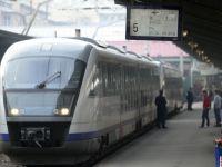 Record de viteza pe o linie ferata din Romania. Primele trenuri care ating 160 km/ora au intrat in circulatie