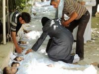 Marea Britanie a vandut Siriei substante chimice si componente folosite in producerea sarinului