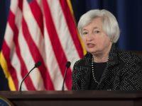 Rezerva Federala amana majorarea dobanzilor, pe fondul evolutiilor economice slabe. Dolarul scade in raport cu euro, Wall Street, pe crestere