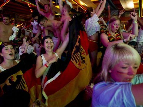 Efect de bumerang. Haos in comertul german dupa victoria nationalei, 7-1, cu Brazilia