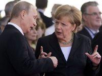 Intalnire de gradul zero la finala Cupei Mondiale. Kremlinul anunta o discutie Vladimir Putin - Angela Merkel, in contextul sanctiunilor impuse de UE Rusiei