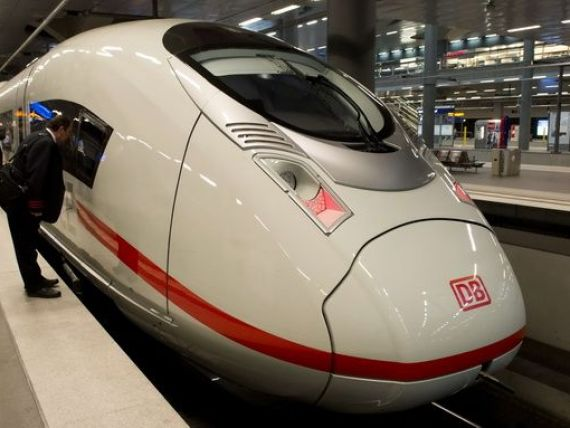 Operatorul german Deutsche Bahn ar putea prelua managementul companiei feroviare din Bulgaria