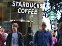 Starbucks deschide vineri cafeneaua din Hanul lui Manuc. Inchide inca doua unitati din Bucuresti in 2015, pe care apoi le va reloca