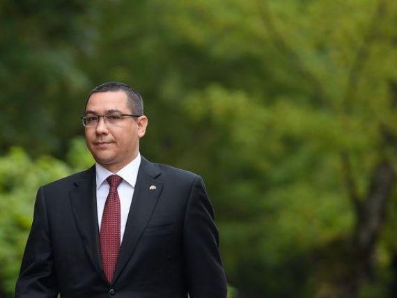 Ponta, despre pretul combustibilului: Problema este consumul mai mare pentru ca nu e infrastructura