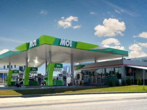 MOL Romania a investit peste 6 mil. euro in sapte benzinarii noi, ajungand la o retea de 154 unitati