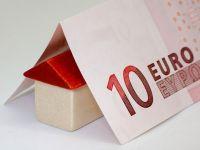 Proiect de lege: Datornicii la creditele ipotecare ar putea scapa temporar de executarea silita a imobilelor