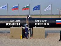 Basescu: Niciun metru cub de gaz romanesc nu va tranzita South Stream. Romania nu are o problema de asigurare a resursei energetice