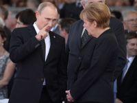 Europa, prea dependenta de Moscova. Germania nu exclude posibilitatea modificarii cooperarii cu Rusia in domeniul energiei