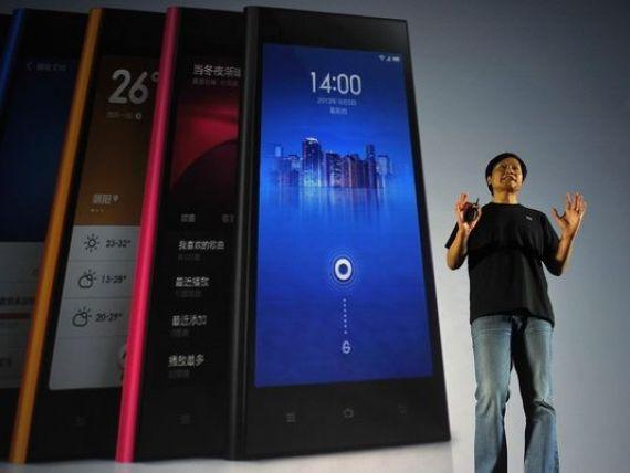 Cel mai mare rival al Apple in China a vandut smartphone-uri in valoare totala de 335 mil. dolari, in doar 12 ore