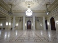 Palatul Parlamentului depasit doar de Panteonul din Roma si manastirea Rocamadour din Franta. Casa Poporului, pe locul 3 in topul celor mai impunatoare cladiri din lume