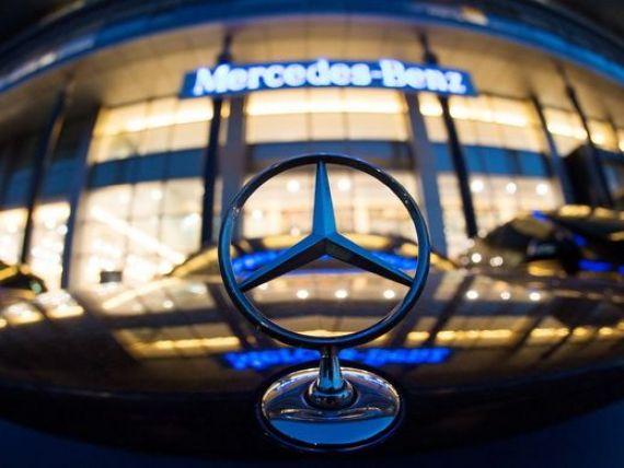 Vanzarile Mercedes au depasit nivelul inregistrat pe ansamblul anului trecut. Chinezii au cumparat cele mai multe masini de lux germane