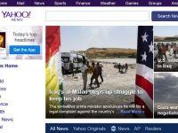 Hackerii pirateaza contul de Twitter al Yahoo News, anuntand o epidemie de Ebola in SUA