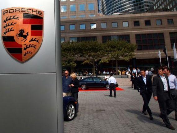 Porsche Asigurari a ajuns la 12.000 de contracte CASCO si subscrieri de 5,5 mil. euro, la 6 luni. Polita este valabila in toata Europa